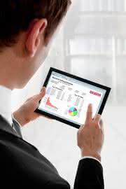 Cebit: ERP-Mobilität für Zulieferer