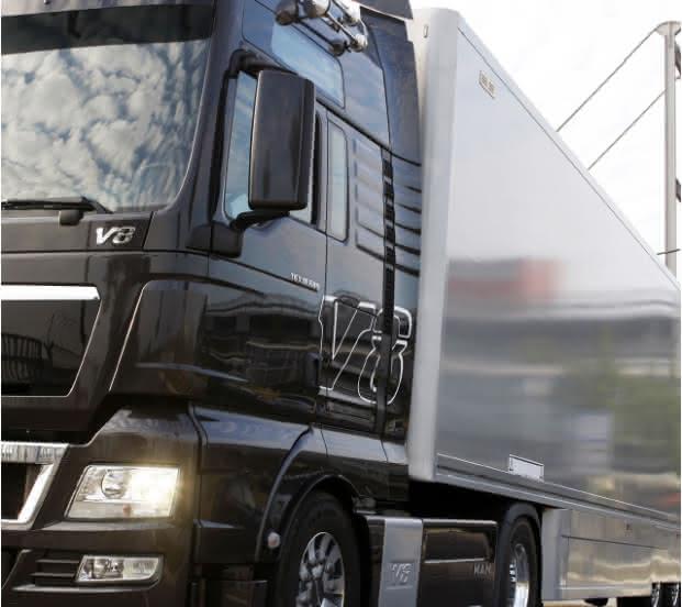 High-Tech-Materialien für den Leichtbau der Zukunft: Cfk und Gfk im Einsatz bei Nutzfahrzeugen