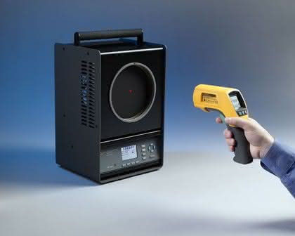 Infrarot-Kalibratoren 4180/4181: Intuitiv, leicht und portabel