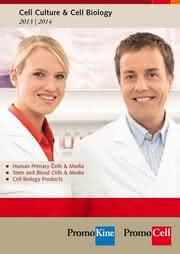 Neuer Katalog: Primärzellen, Stamm- und Blutzellen, optimierte Zellkulturmedien: Zellkultur und Zellbiologie