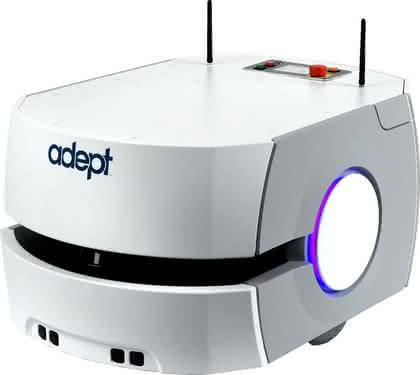 Mobiler Roboter: Autonom und sicher