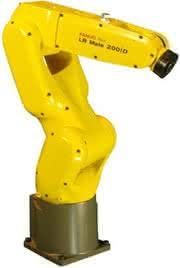 Intec: Fanuc mit einem neuen Handling-Roboter: Schnell - ohne Schwitzen