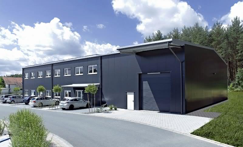 Webguide: Losberger - Leichtbauhallen