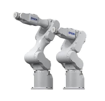 Roboter ProSix C4: Sechsachser mit 600 und 900 Millimeter Reichweite
