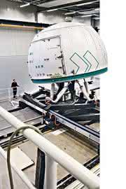 Antriebstechnik: Technik für Simulator