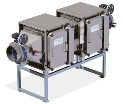 Luftfilter-Sicherheitsgehäuse: Hochsensible Luftfiltration