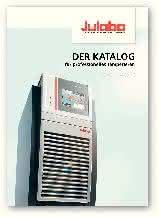 Kataloganzeige: JULABO GmbH
