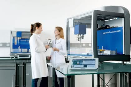 Pipettiersysteme: PCR-Set-up und DNA-Aufreinigung