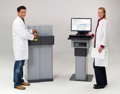 Metallanalysator SPECTROMAXx: Warenein- und -ausgangskontrolle