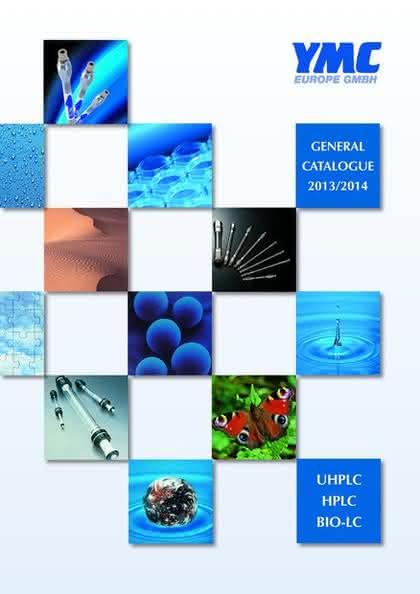 YMC-Gesamtkatalog: (U)HPLC und Bio-LC