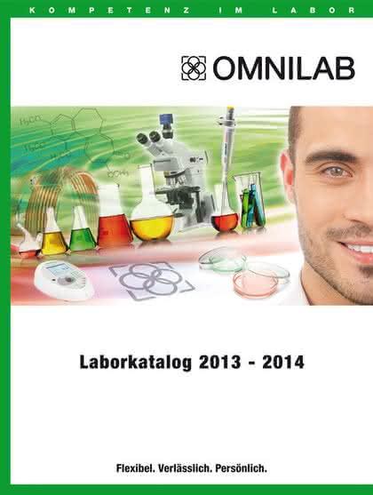 OMNILAB-Katalog 2013/2014: Über 20 000 Artikel