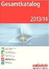 Kataloganzeige: Ratiolab GmbH