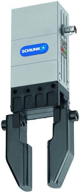 Kleinteilegreifer EGP 25: Mechatronik für Kleines
