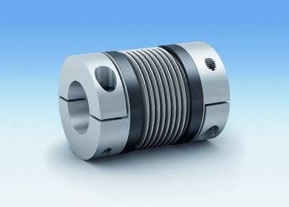 Metallbalgkupplung: