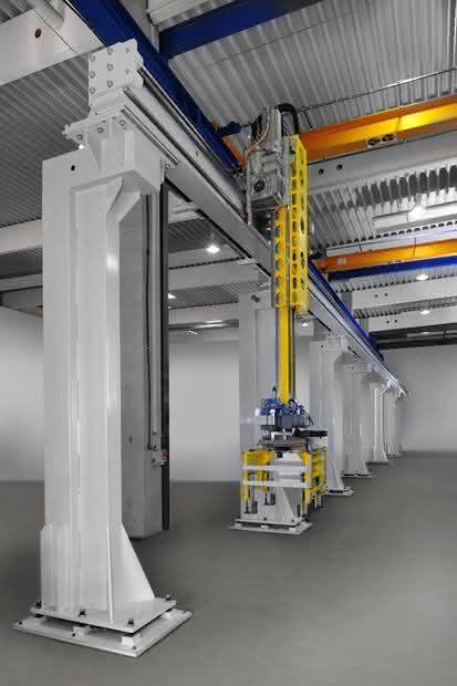Linearportal-Roboter: Roboter nach Maß geplant