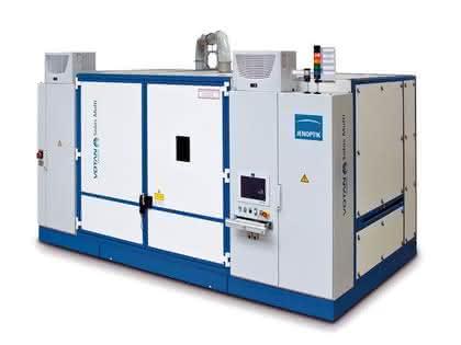 Universelle Lasermaschine: Sorgt für Struktur