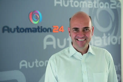 """Automation24-Chef im Interview: """"Zielgruppe sind die Kleinen"""""""