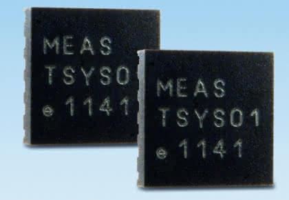 Temperatursensor TSYS01: Digitaler Temperatursensor der neusten Generation