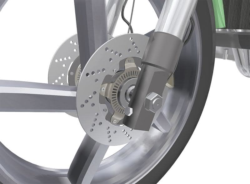 Um 30 Prozent reibungsreduzierte Radlager für Motorräder: Schmutz bleibt außen vor