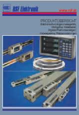 Kataloge: RSF Elektronik Ges.m.b.H.