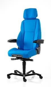Arbeitsstühle: Dauersitzer