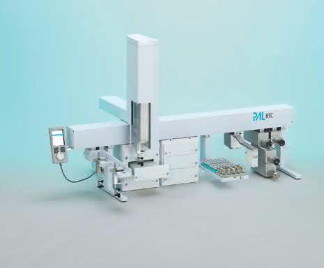 Probensampler: PAL RTC-System für die Automatisierung komplexer Probenvorbereitung