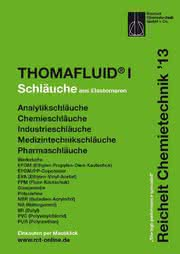 News: THOMAFLUID®-I: Schläuche aus Elastomeren