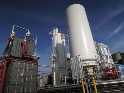 Studie: Energiespeicherung mit flüssiger Luft