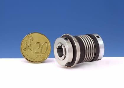 Drehmomentbegrenzung: Miniaturisierte Sicherheitskupplung
