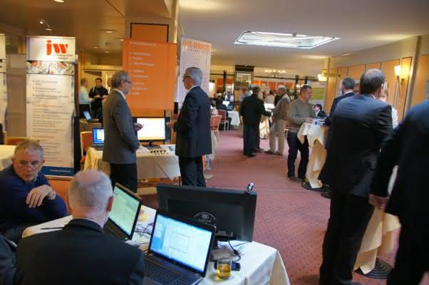 Nachlese LIMS-Forum 2012: Tablet goes Lab