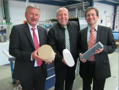 News: NANO-X GmbH erhielt den Deutschen Rohstoffeffizienz-Preis 2012