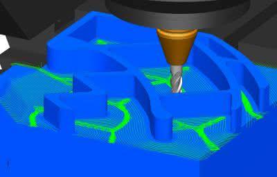 CAD/CAM Software: Für die Fräsbearbeitung