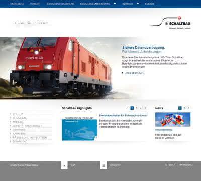 Stecker und Schalter: Neue Website