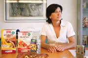 Packungskontrolle: Müsli ohne Gummi-Teile