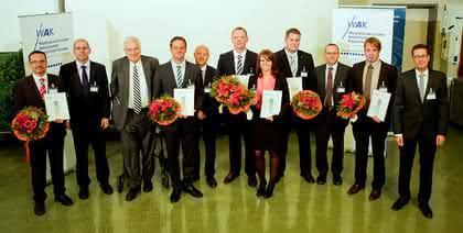 Preisverleihung 2012: Forschung fördern und anerkennen