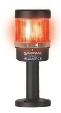 SPS IPC Drives: Neues LED-Dauerlichtelement Multicolour