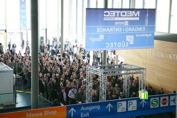 News: Europäische Fachmesse für Medizintechnik: MEDTEC Europe 2013