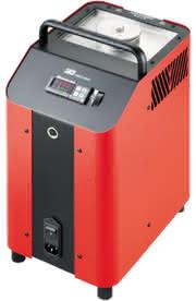 Sicher prüfen mit dem TP Multi von SIKA: Mit moderner Kalibriertechnik Temperaturen vor Ort korrekt messen