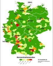 Märkte + Unternehmen: Studie: Deutschlands Top 25 Standorte für Software