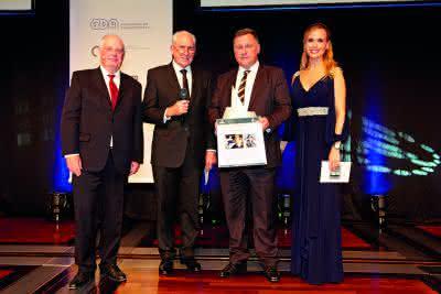 Märkte + Unternehmen: Zollern gewinnt den European Aluminium Award
