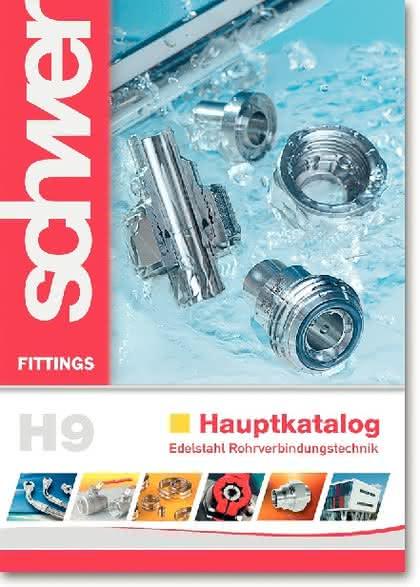 Förder-, Dosier-, Vakuumtechnik: Edelstahl-Rohrverbindungstechnik