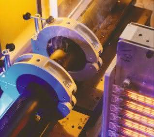 Werkstoffe: Anwendungsorientierte Infrarot-Strahler