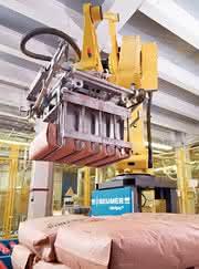 Palettierroboter Robotpac: Hochstapler gesucht