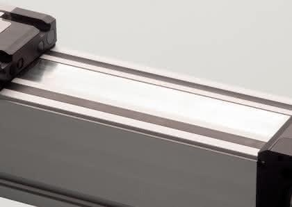 Linearführung DuoLine Z 80 Protect: Speziell geschützt