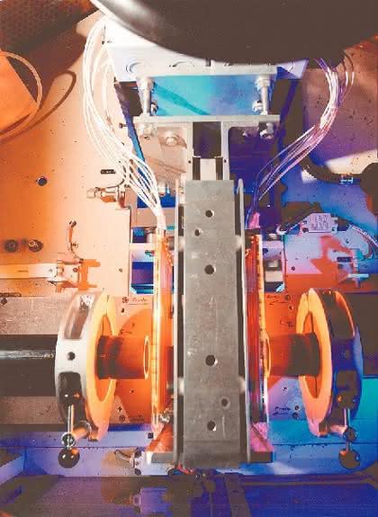 Partikelfrei Kunststoffschweißen: Kunststoffschweißen: partikelfrei schweißen mit Infrarot