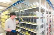 Kfz-Ersatzteil-Lager: Maßgeschneiderte Kfz-Ersatzteil-Logistik