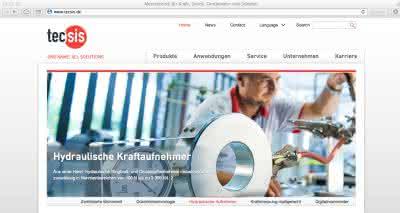 Märkte + Unternehmen: Tecsis: Mit drei Klicks zum Produkt