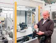 Montageautomat: Montageautomat: Arbeit von fünf Seiten angenommen
