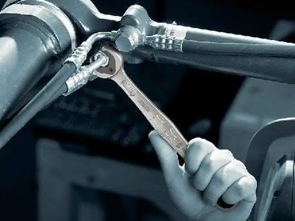 Montagetechnik: Maulschlüssel: Der Joker beißt