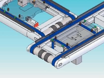 Doppelgurtsystem: Doppelgurtsystem: Verkabelt und geprüft